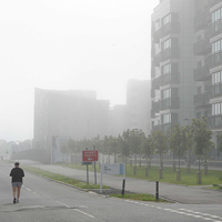 Granton in the Mist